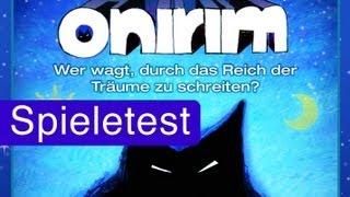 Download Onirim (Spiel) / Anleitung & Rezension / SpieLama Video