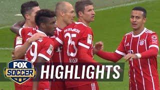 Download Bayern Munich vs. Mainz | 2017-18 Bundesliga Highlights Video