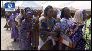 Download Metrofile: KICC Gives Succour To The Less Priviledged In Osun State Video