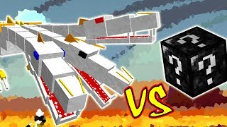 Download THE KING VS. SUPER LUCKY BLOCK (MINECRAFT LUCKY BLOCK CHALLENGE) Video