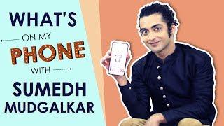 Download Sumedh Mudgalkar Aka Krishn: What's On My Phone | Phone Secrets Revealed | Radha Krishn Video