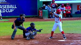 Download Highlights: Chinese Taipei v Dominican Rep. U-15 Baseball World Cup 2018 Video