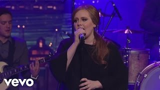 Download Adele - Rolling In The Deep (Live on Letterman) Video