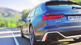 Download 2020 AUDI RS6 – The Beast is Back – Design, interior, driving Video