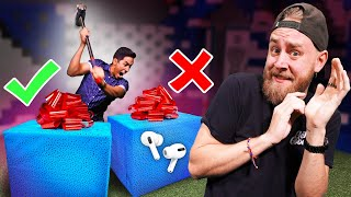 Download I Bought 10 Gifts For My Friends To DESTROY or KEEP! Video