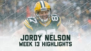 Download Jordy Nelson Racks Up 118 Yards & 1 TD | Texans vs. Packers | NFL Week 13 Player Highlights Video