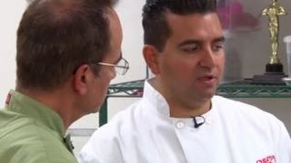 Download Chef Dominic visits The Cake Boss Video