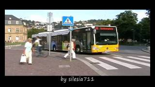 Download Busverkehr in Stuttgart - Dokumentationsfilm Video