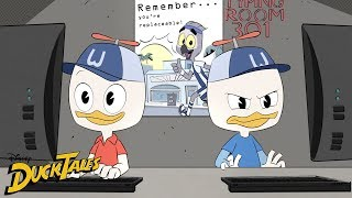 Download Dueling Interns | DuckTales | Disney XD Video