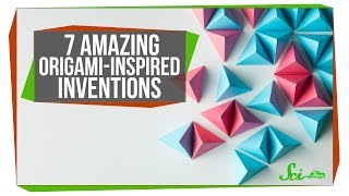 Download 7 Amazing Origami-Inspired Inventions Video