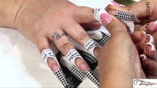 Download ♡ Tammy Taylor: How To Apply Nail Forms Fast! Video