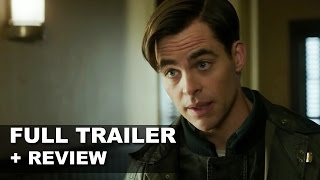 Download The Finest Hours Official Trailer + Trailer Review - Chris Pine & Disney : Beyond The Trailer Video