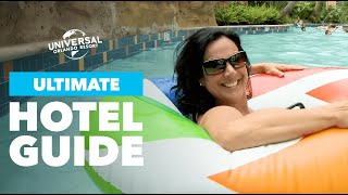 Download A Guide to On-Site Hotels at Universal Orlando Resort Video