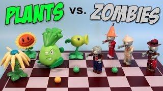 Download Plants vs. Zombies K'nex Mystery Packs Series 1 Opening Codes Video