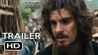 Download Silence Official Trailer #1 (2017) Andrew Garfield, Liam Neeson Drama Movie HD Video