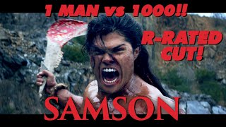Download Samson 1000 Man fight - R Rated Version Video