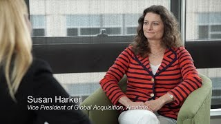 Download Interview With Susan Harker, VP of Global Talent Acquisition at Amazon Video