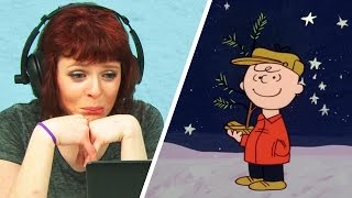 Download Irish People Watch A Charlie Brown Christmas For The First Time Video