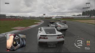 Download Forza 5 Drifting c7 Vette w/Tandem Kingz w/Wheel Cam | SLAPTrain Video