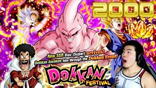 Download 2000 STONES FOR STR SUPER BUU + ACCOUNT GIVEAWAY! | DBZ Dokkan Battle Video