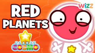 Download Planet Cosmo - Red Planets | Full Episodes | Wizz | Cartoons for Kids Video