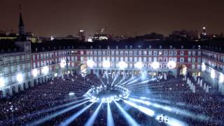 Download Videomapping IV Centenario de la Plaza Mayor de Madrid (versión completa) Video