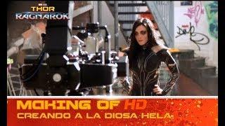 Download Thor: Ragnarok de Marvel | Making of: creando a la diosa Hela | HD Video