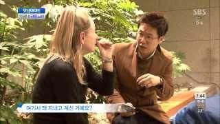 Download [충격] 인천공항에서 70일째 노숙 중인 독일인 @모닝와이드 140203 Video