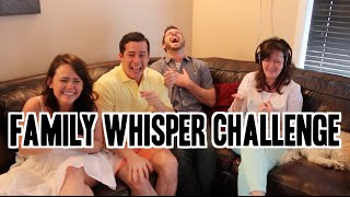 Download Santagato Family Whisper Challenge Video