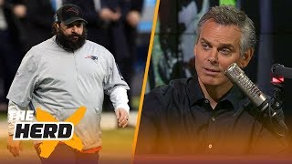 Download Colin on the chances Patricia, McDaniels, Vrabel succeed as head coaches | THE HERD Video