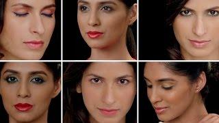 Download 6 Easy Makeup Looks Perfect For Any Occasion | Makeup for Indian Skin Video