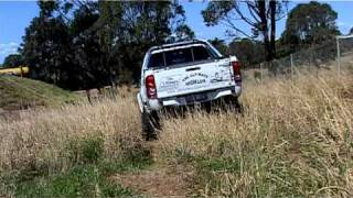 Download Toyota Hilux Vigo Suspension Test- Standard Vs The Ultimate Suspension On and Off Road 4x4 Trial Video