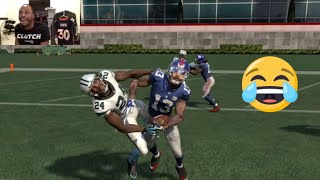 Download Can Odell Beckham Slap Josh Norman in the Face and then Score a 99yd Touchdown!? Madden Gameplay Video
