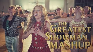 Download The Greatest Showman MASHUP by Lyza Bull of OVCC | Arr. McKay Crockett-Dir. of BYU Vocal Point Video