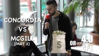 Download CONCORDIA VS MCGILL PART 2 (SOCIAL EXPERIMENT) BY ANTONY DAGGER Video