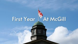 Download First Year at McGill Video