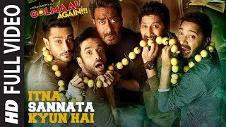 Download Itna Sannata Kyun Hai Full Song | Golmaal Again | Lijo-Dj Chetas | Amit Mishra, Aditi Singh Sharma Video