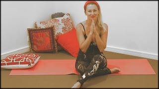 Download YOGA for FERTILITY - FULL LENGTH CLASS with YogaYin Video