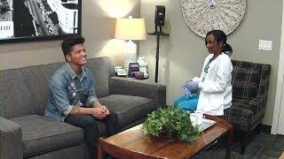 Download Ellen's in Bruno Mars' Ear Video