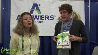 Download Interview with Billy from Answers Raw Pet Food Video