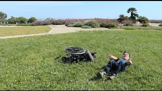 Download Wheelchair Breakfalls: Avoiding Injury When Falling Out of Your Chair Video