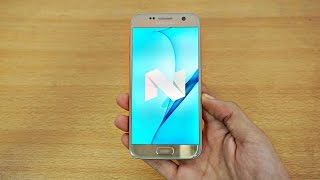 Download Samsung Galaxy S7 Android 7.0 Nougat Official Review! (4K) Video