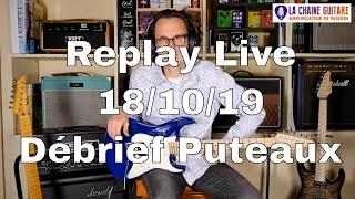 Download Débrief salon de Puteaux 2019 - Replay live 18/10/19 Video