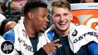 Download Luka Doncic makes Dennis Smith Jr. 'expendable' for the Mavs - Scottie Pippen   The Jump Video