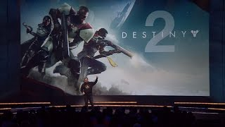 Download Destiny 2 Gameplay Premiere Video
