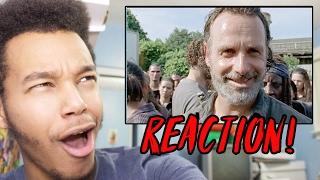 Download The Walking Dead Season 7 Episode 9 ″Rock in the Road″ REACTION! Video