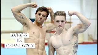 Download Diving into Gymnastics with Nile Wilson I Tom Daley Video
