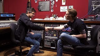 Download Recording Drums With Steve Albini [Third Circle Recordings] Video