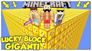 Download LA SFIDA DEI LUCKY BLOCK GIGANTI! - Minecraft ITA Video