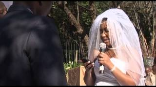 Download Selimathunzi: Gabriel 'Azwindini' Wedding Kiss Video